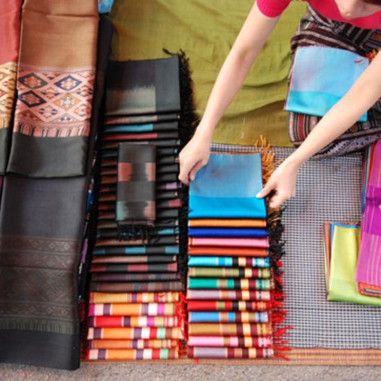 Pakse Hotel & Restaurant, Champasak Pakse Textile Weaving Pakse Hotel and Restaurant Champasak