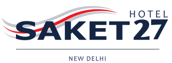 Logo of Hotel Saket 27 in Delhi