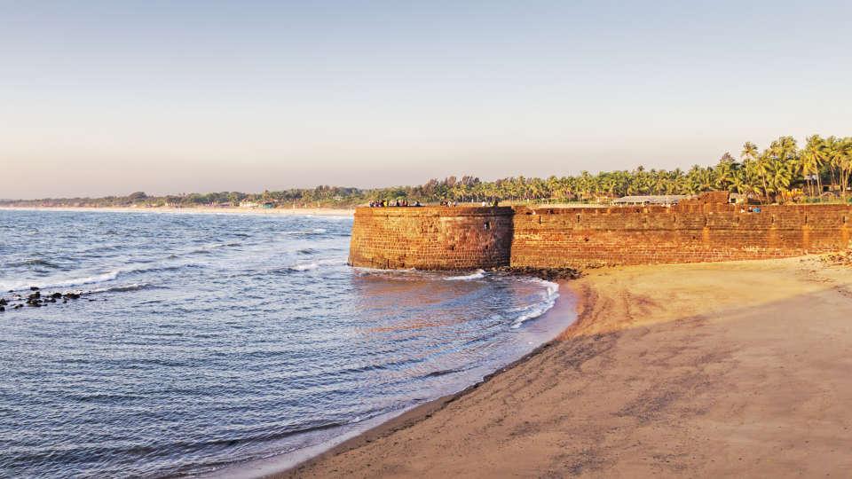 The Bungalows Light House, Goa Goa Aguada Fort