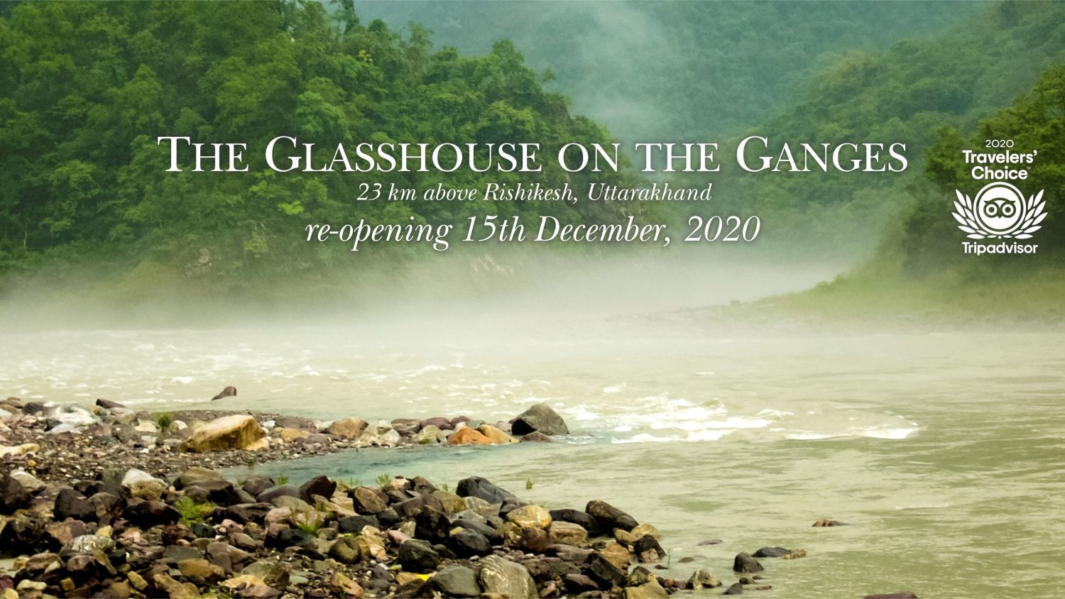 Glasshouse opening Web Cover