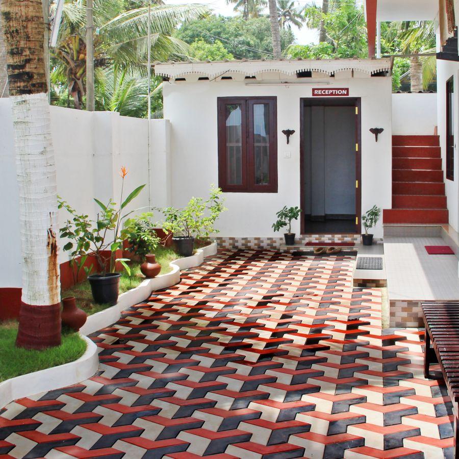 alt-text Hotels In Cherai, Sapphire Club Cherai Beach Villa, Cherai Hotel 7