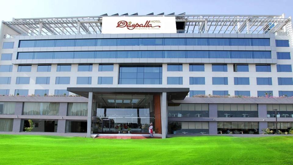 Facade Hotel Daspalla Hyderabad