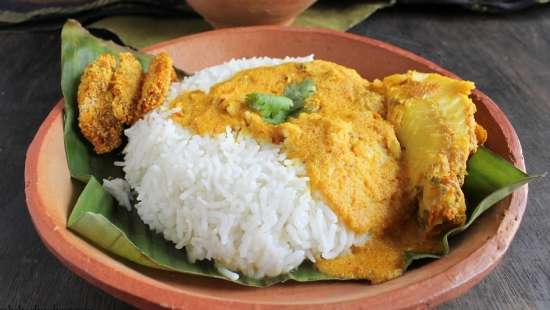 Goan Lady Fish Curry  Muddoshi Hooman