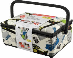 Singer Classic Sewing Basket
