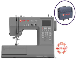 Heavy Duty 6800C and Roller Bag Bundle