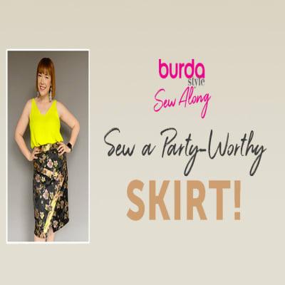 Burda Style Sew-Along