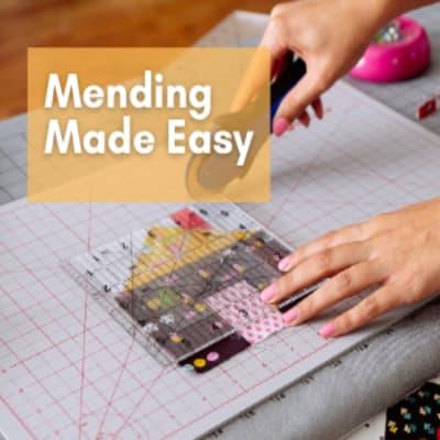 Mending Made Easy