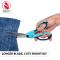 Singer 9.5 inch ProSeries™ Heavy-Duty Bent Scissors - Comfort Grip