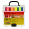 Sew-It-Goes® 255 Piece Sewing & Craft Storage Kit with Neon Thread