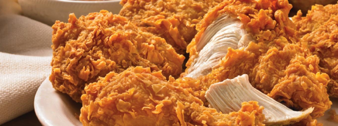 Popeyes Fried Chicken: Fried Chicken Livers Popeyes