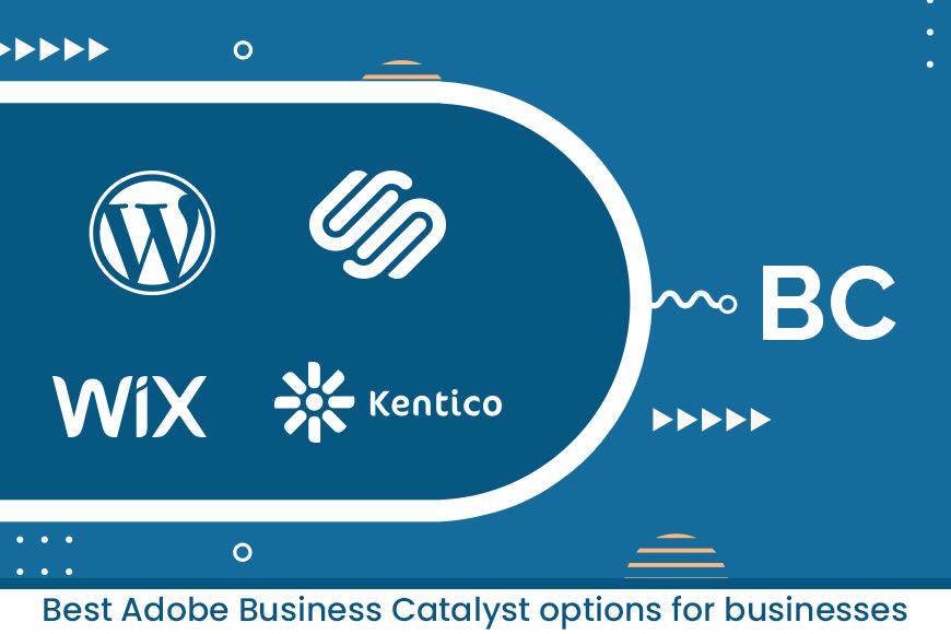 Best Adobe Business Catalyst Alternatives