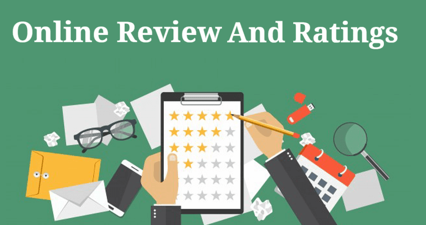 Online Review and Ratings