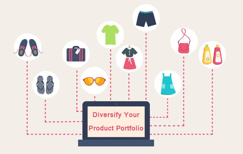 Diversify Product Portfolio