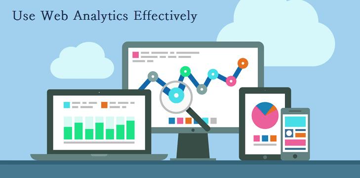Optimal Use of Web Analytics