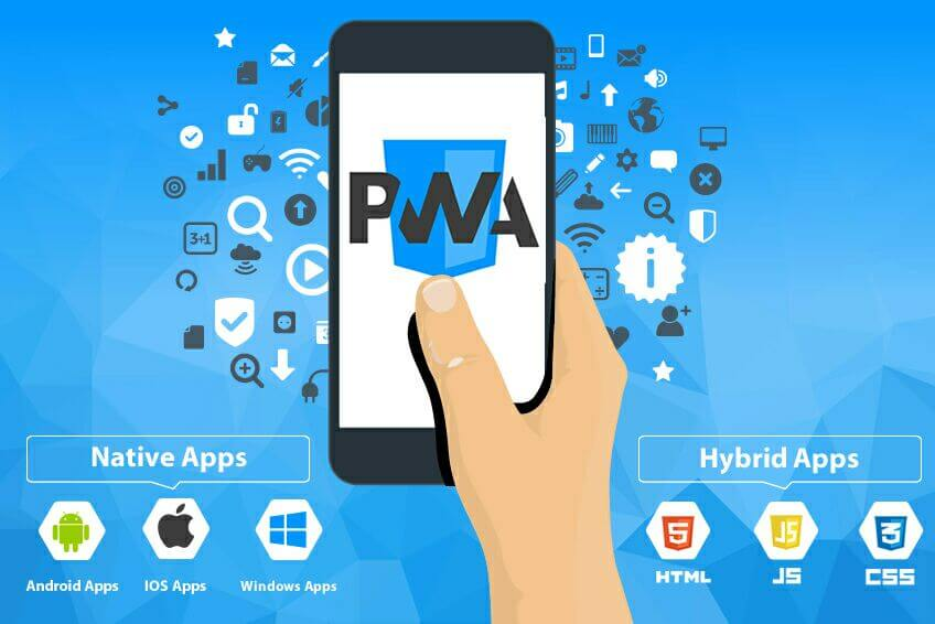 Progressive Web App – A Gap Filler