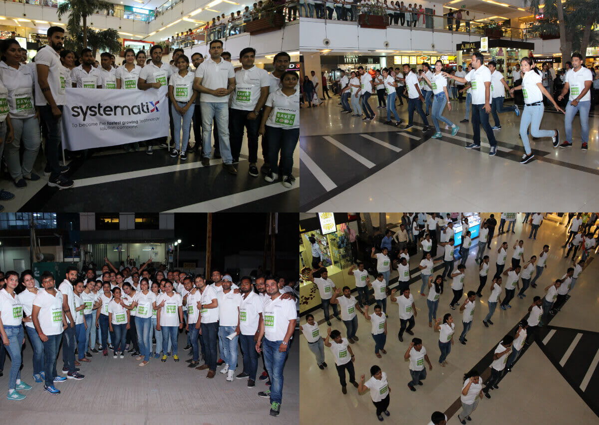 Systematix Flash Mob