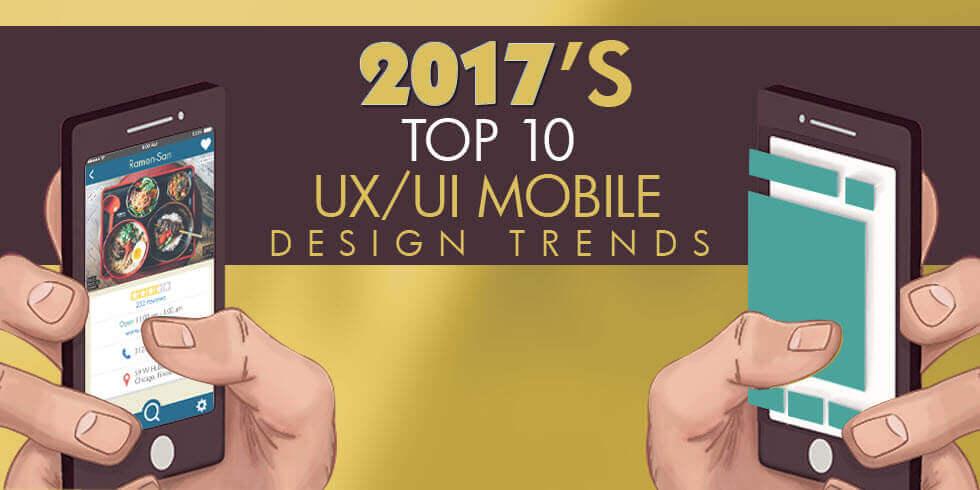 UX-UI Mobile Design Trends
