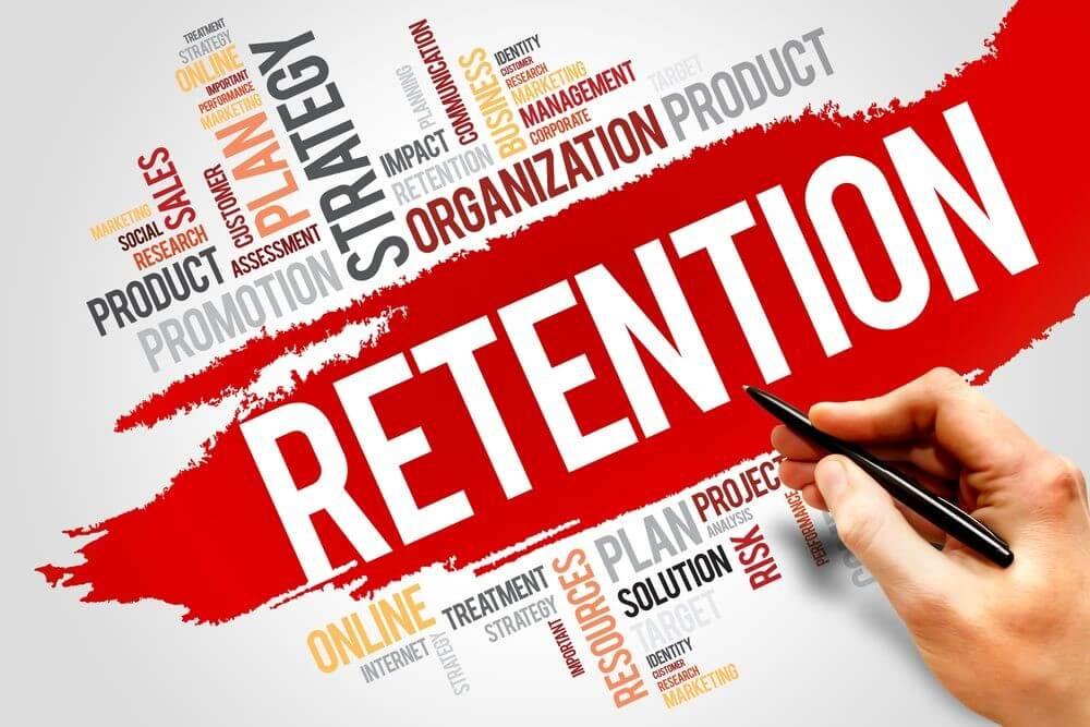 Retention is cheaper than Acquiring