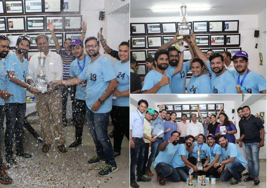 SCL Winners