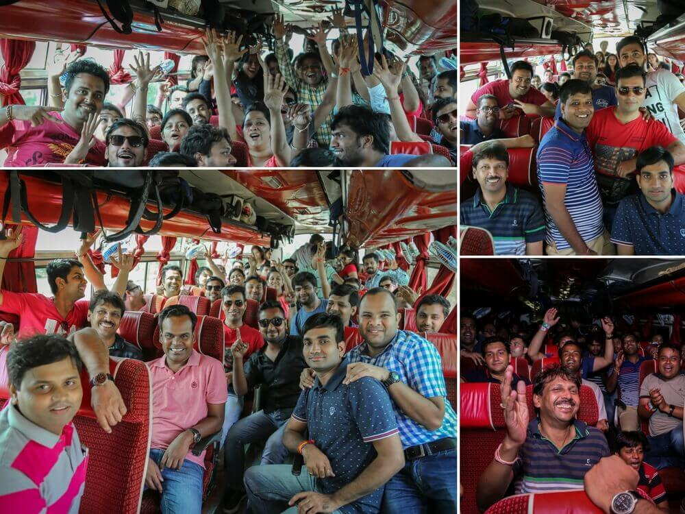 Bus Activity