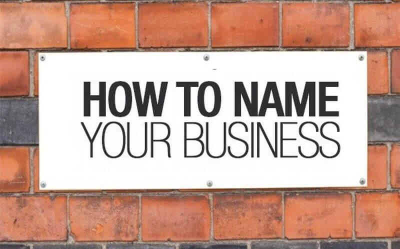 How To Choose Brand Name