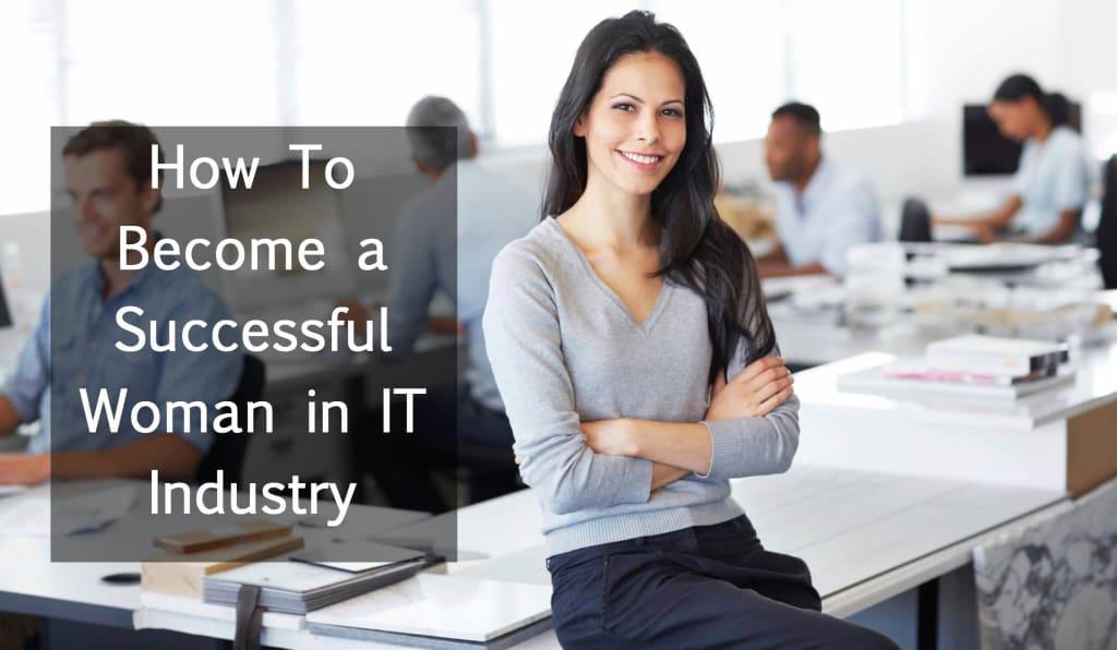 Woman in IT Industry