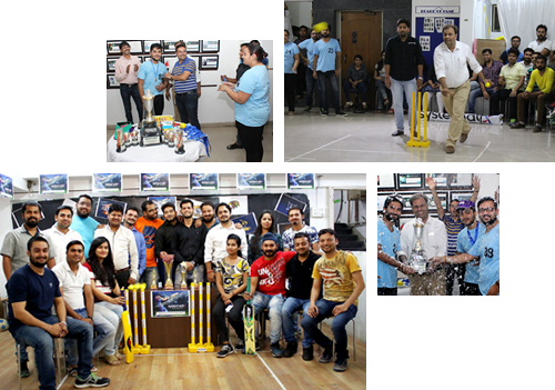 Systematix Cricket League