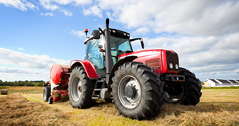 Sales process automation for a Tractor Manufacturer