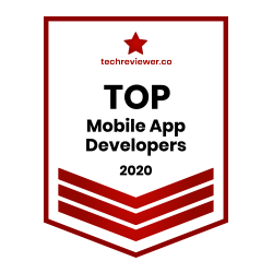 Badge Techreviewer Mobile App