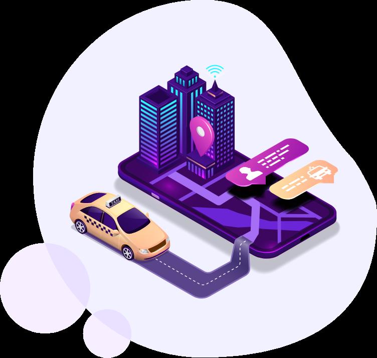 Taxi Application Development