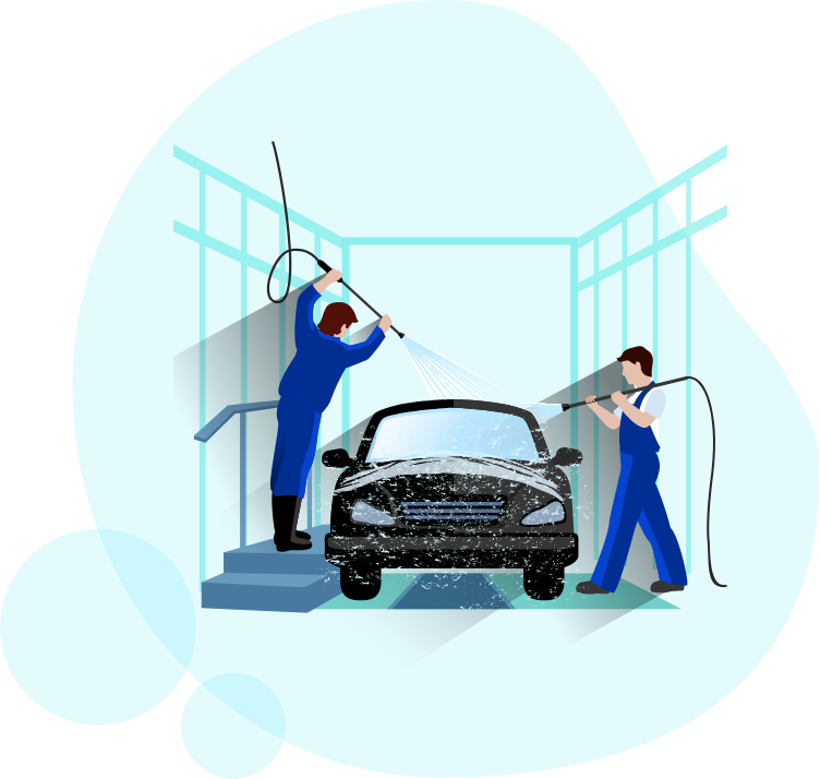 Car Wash Application Development