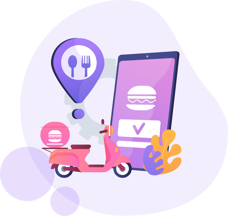 Food Delivery Appication Development