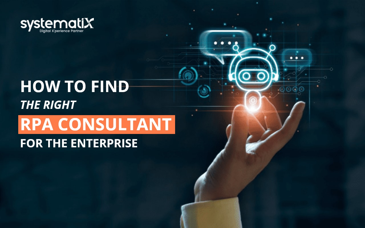 How to Find the Right RPA Consultant for the Enterprise?