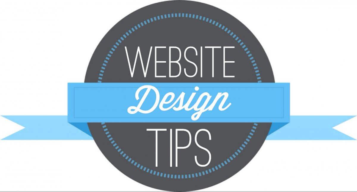 Wesite Design Tips