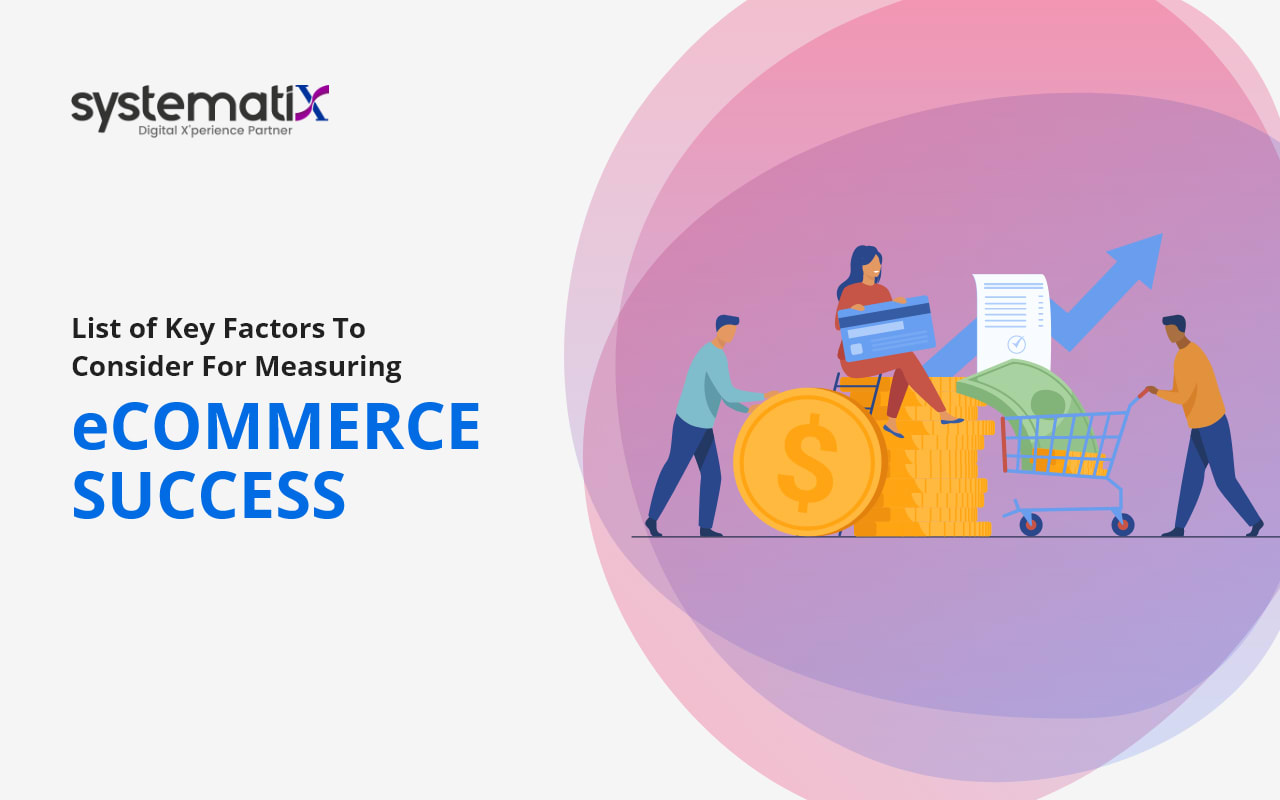 List of Key Factors to Consider for Measuring E-Commerce Success