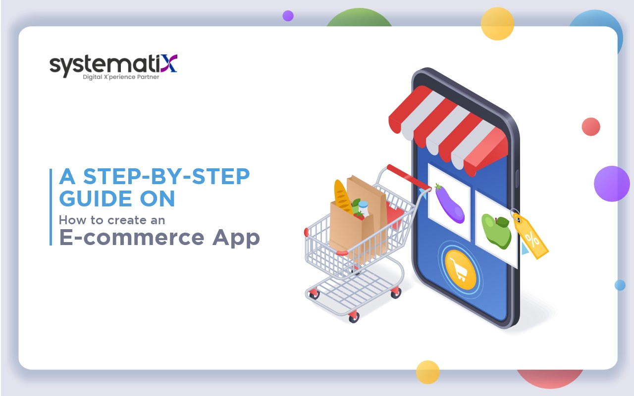 A step-by-step guide on how to create an e-commerce app