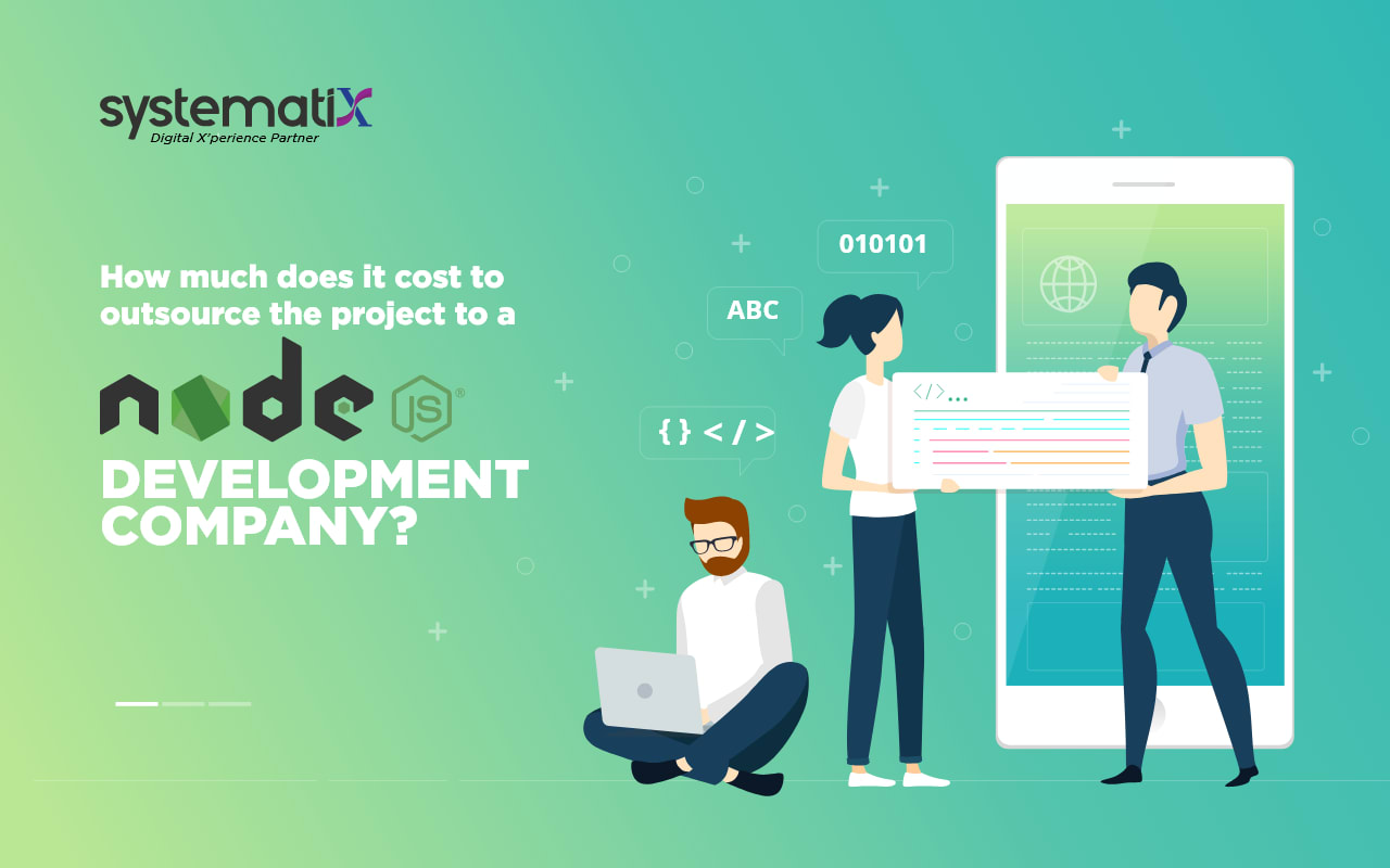 How much does it cost to outsource the project to a Node.js development company