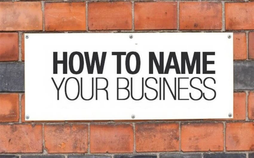 How To Choose Brand Name