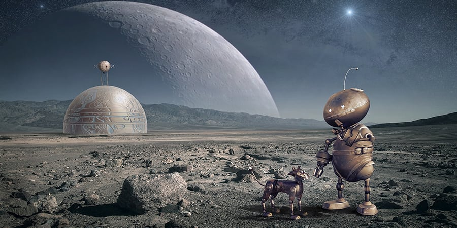 Robots Will Take Human Jobs