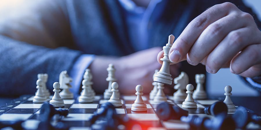 You Can Be More Focused on Strategic Development