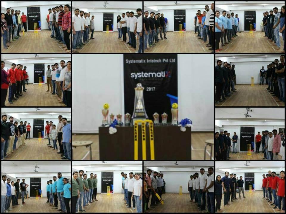 SCL Cricket Team
