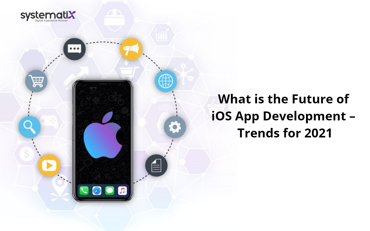 What is the Future of iOS App Development – Trends for 2021