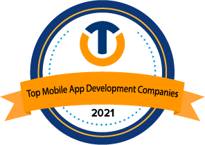 Top Mobile App Development Company badge