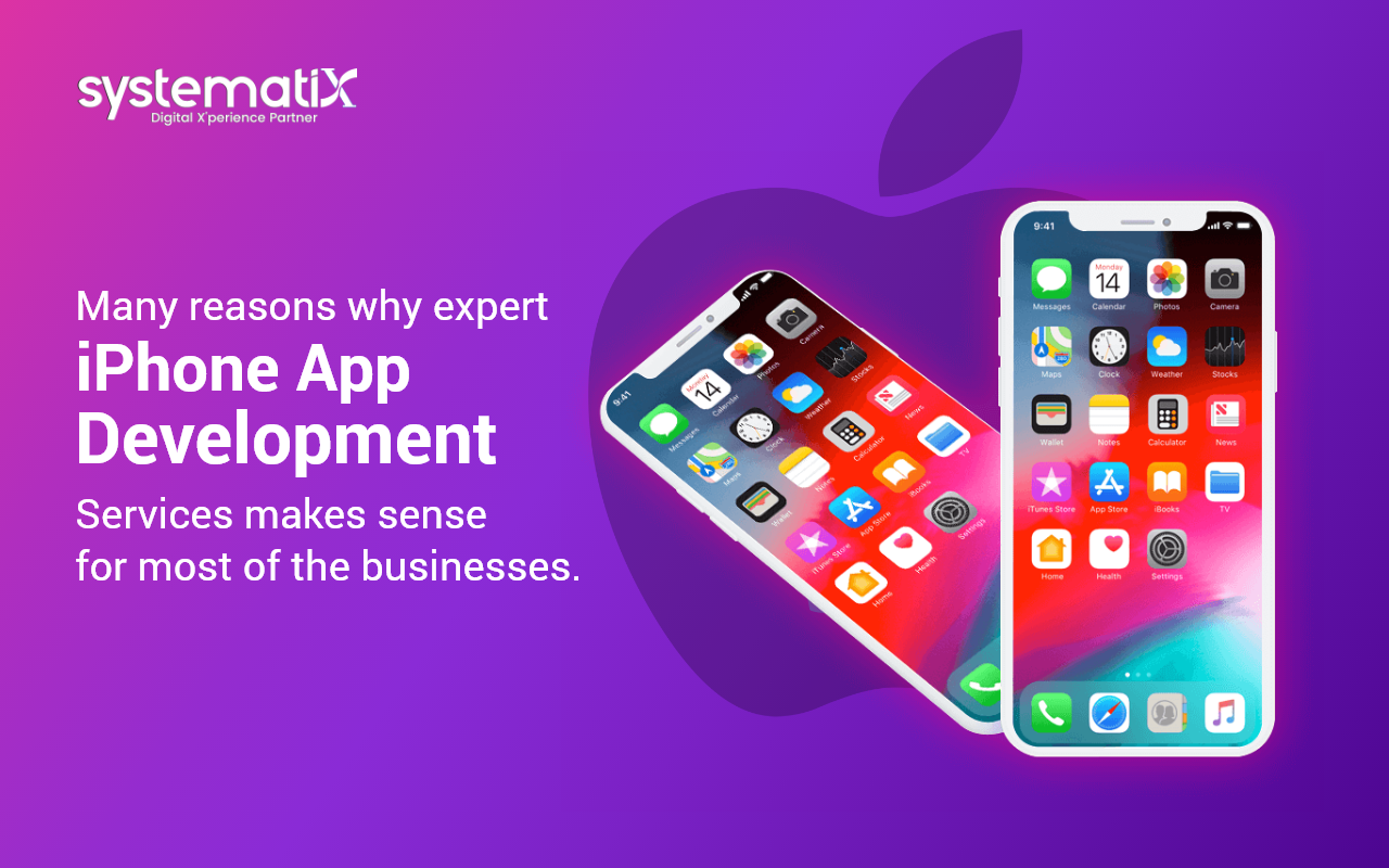 Reasons why expert iPhone App Development Services make sense for most businesses