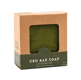 Custom Organic Hemp Soap Boxes