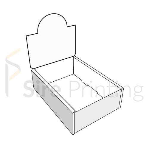 Counter Display Box