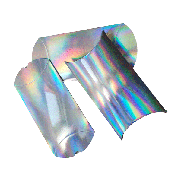 Holographic Pillow Boxes