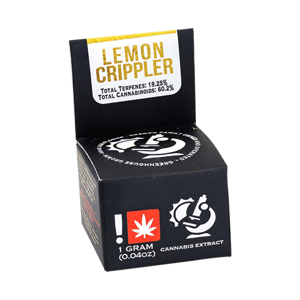 Custom CBD Concentrate Boxes