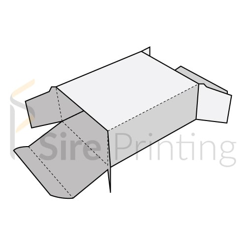 Straight Tuck Box