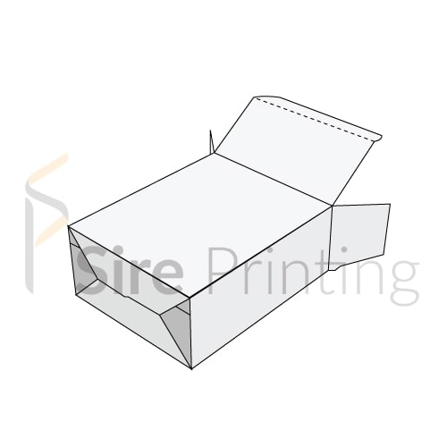 Tuck Top Auto Bottom Box